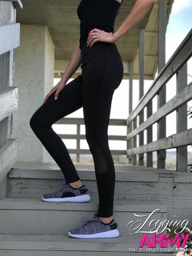 Active Wear- Vigorous- Black