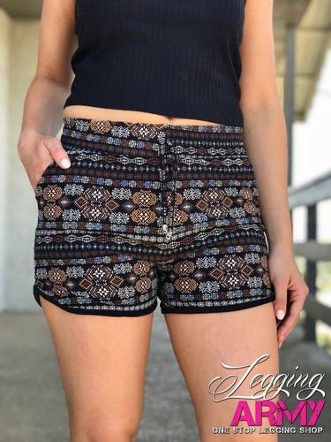 Shorts- Stepping Stone
