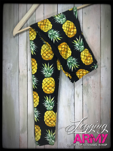 Plus Size- Pineapple Delight