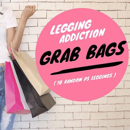 10- Piece Plus Size Random Selection Grab Bags