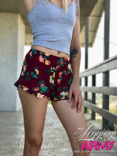 Shorts- Primrose