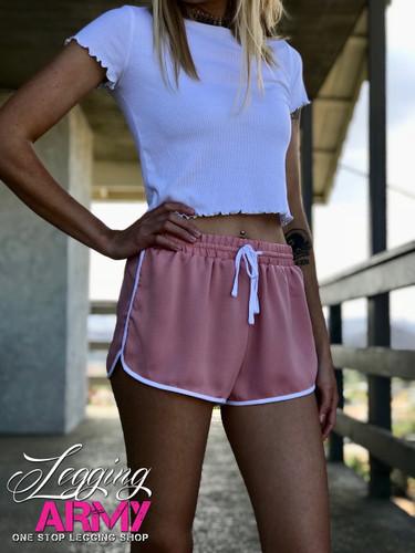 Shorts- Blush