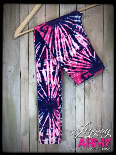 "Yoga 5"" Waistband- (Plus Size): Pink Plasma"
