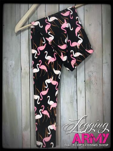3XL/5XL (24-32)- Oh My Flamingo!