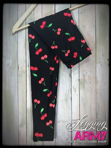 Plus Size- Cherries Jubilee