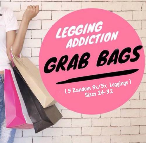 5- Piece 3x5x(24-32) Random Selection Grab Bags
