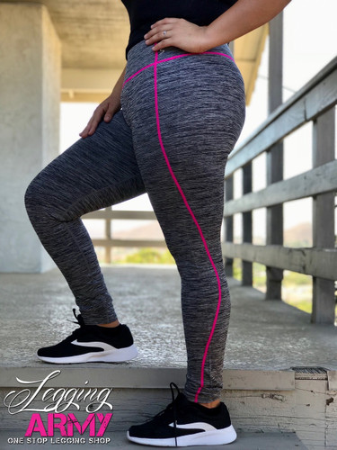 Plus Size Active Wear- Perky
