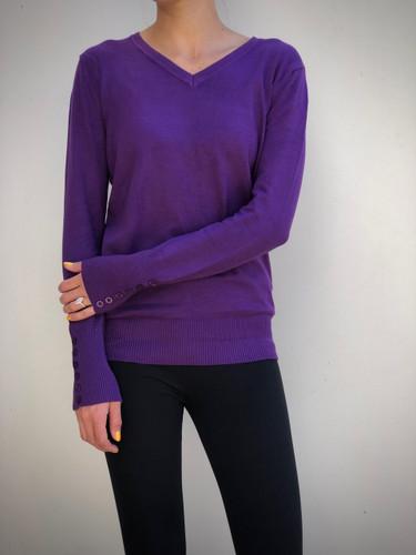 Plus Size Willow- Dark Purple