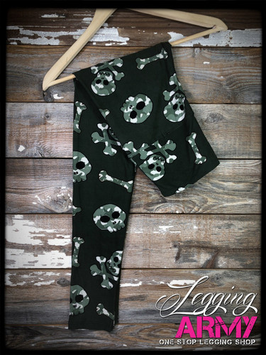 """Yoga 5"""" Waistband- (Plus Size): Lost And Found"""