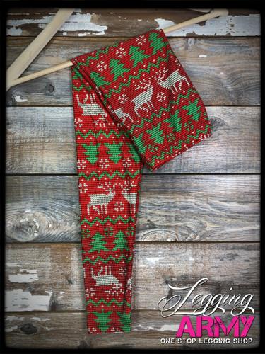 Kids- Cross-Stitch Christmas