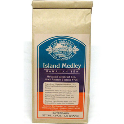 Island Medleys Hawaiian Tea Company