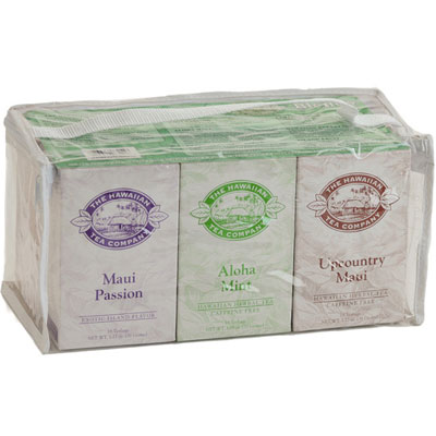 Hawaiian Tea Company Tea Box Collection