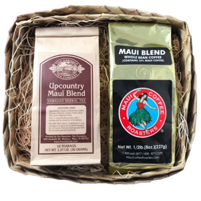 Hawaiian Tea Company Tea and Coffee