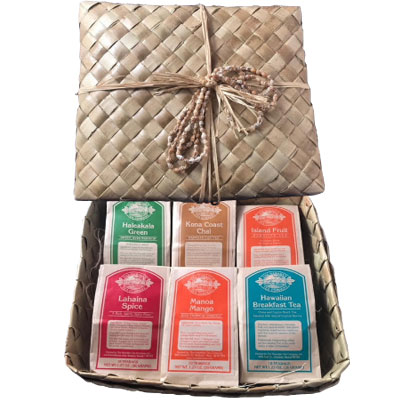 Hawaiian Tea Company Tea Collection
