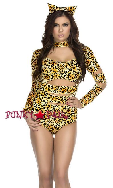 FP554618 Charming Cheetah Costume  sc 1 st  FunkyPair & R-4509 Cheeky Cheetah Costume