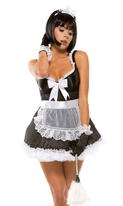 Think, Wife french maid costume opinion
