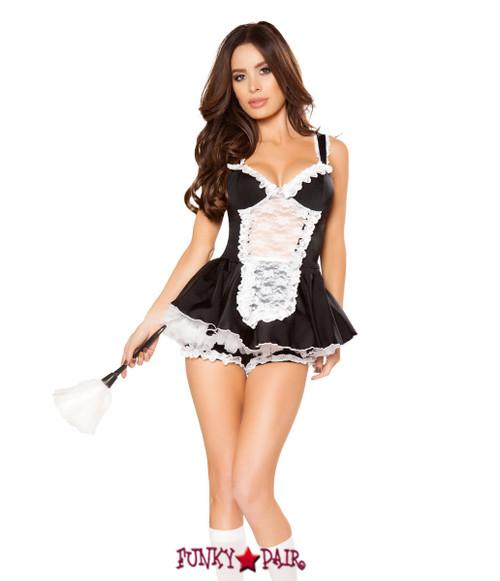 Roma Costume | R-10087 Seductive Maid You Do It  sc 1 st  FunkyPair & French Maid Costume - Sexy Maid Costume - Sexy French Maid Costumes