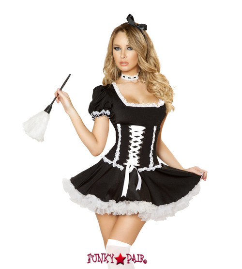 Wife french maid costume topic