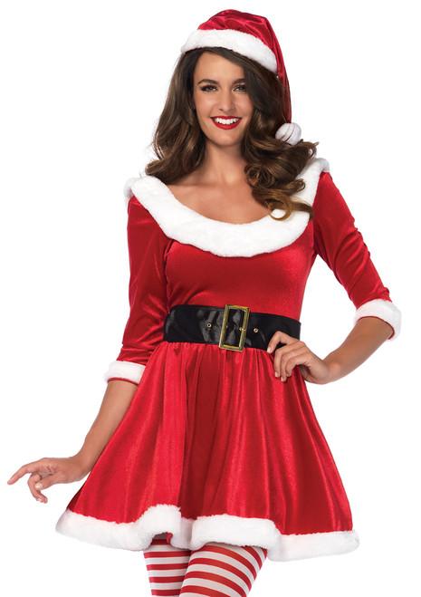 leg avenue la 86615 santa sweetie costume