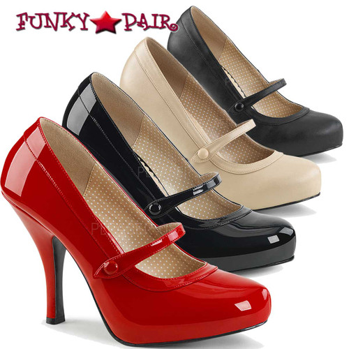 Pink Label   Pinup-01 Women Mary Jane Pump Size 9-16