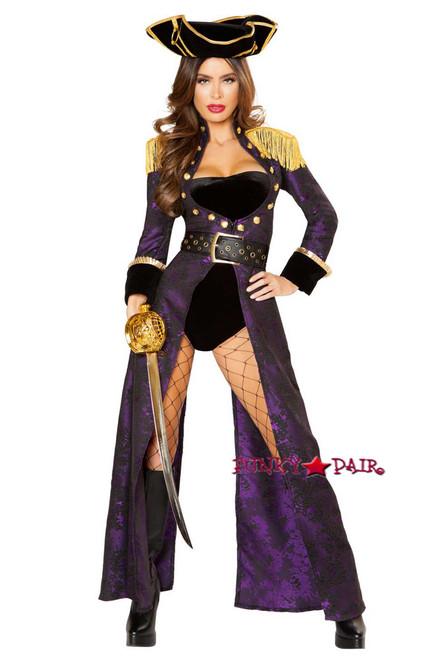 Sexy pirate girl costume