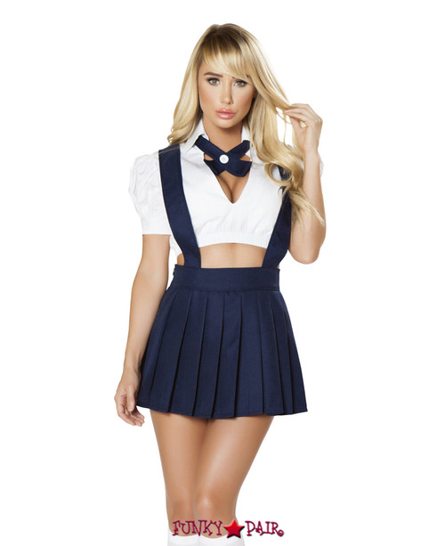 R-4754 Naughty Private School Hottie ...  sc 1 st  FunkyPair & SCHOOL GIRL COSTUMES - Naughty School Girl Costume - School Girl Outfit