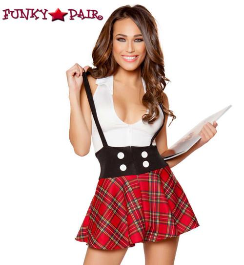 School Girl Costumes - Naughty School Girl Costume - School Girl Outfit-7159
