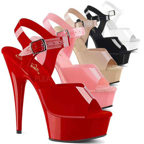 Cowgirl stripper shoes