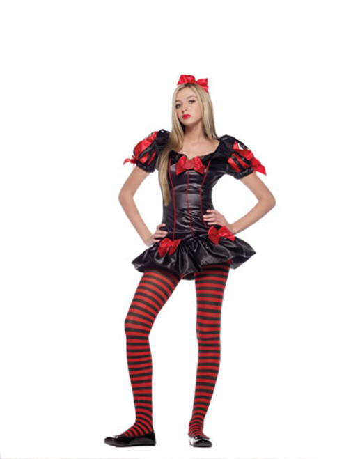 leg avenue la j48001 teen rebel snow princess costume