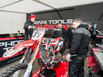 Gert Krestinov - Motocross Bike Rider