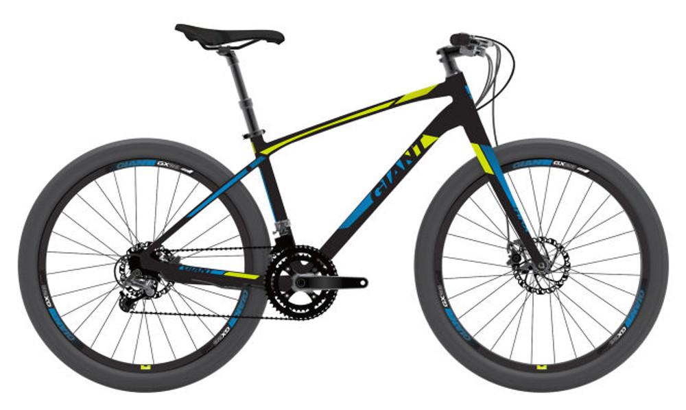 ARX 2 XS Matte Black/Yellow/Blue
