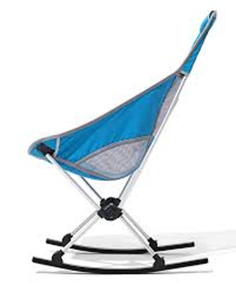 Chair Two Rocker- Swedish Blue