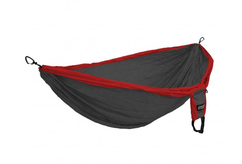 DoubleDeluxe Red/Charcoal