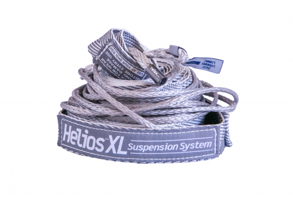 Helios XL Suspension System Grey
