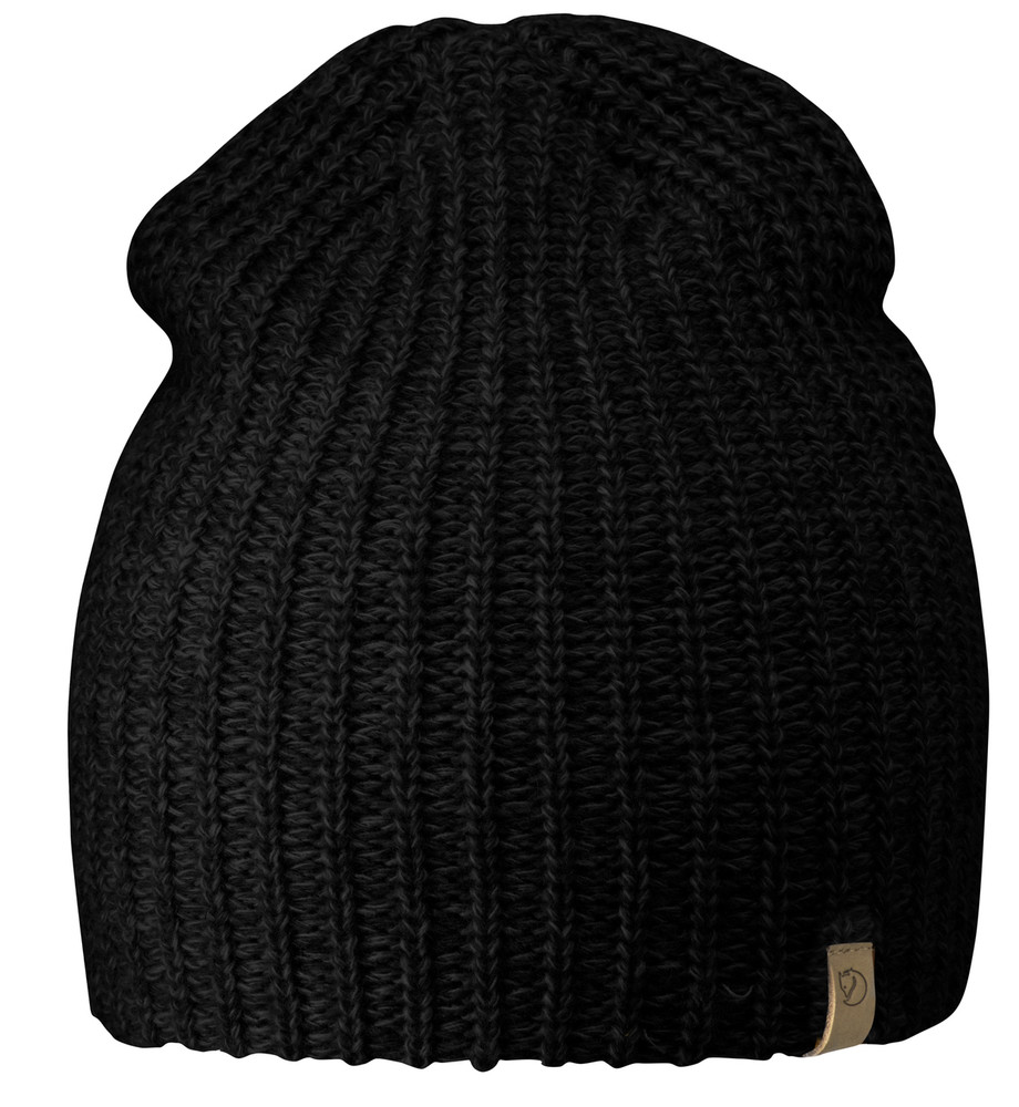 Ovik Melange Beanie Black 1 Size