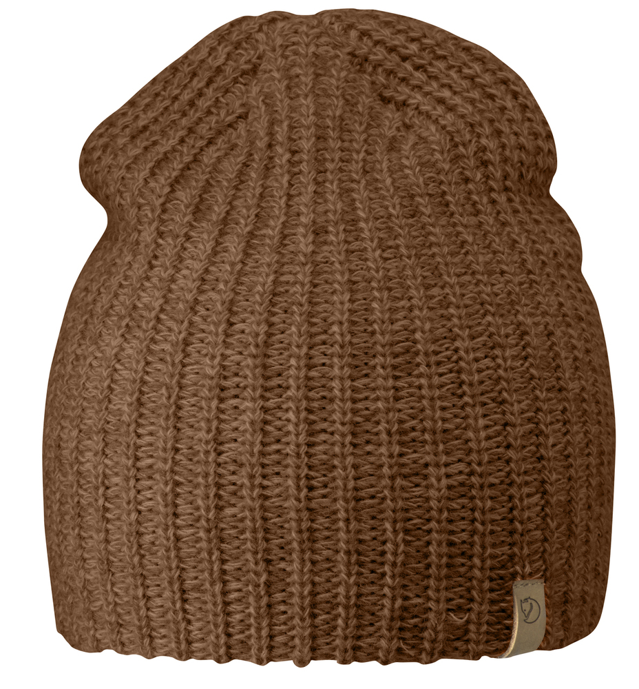 Ovik Melange Beanie Chestnut 1 Size
