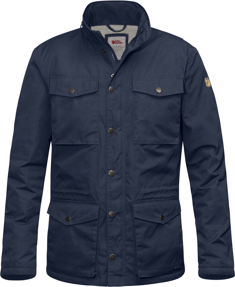 Raven Winter Jacket Dark Navy