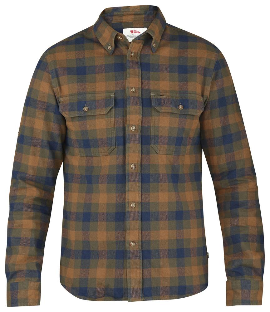 Skog Shirt Chestnut