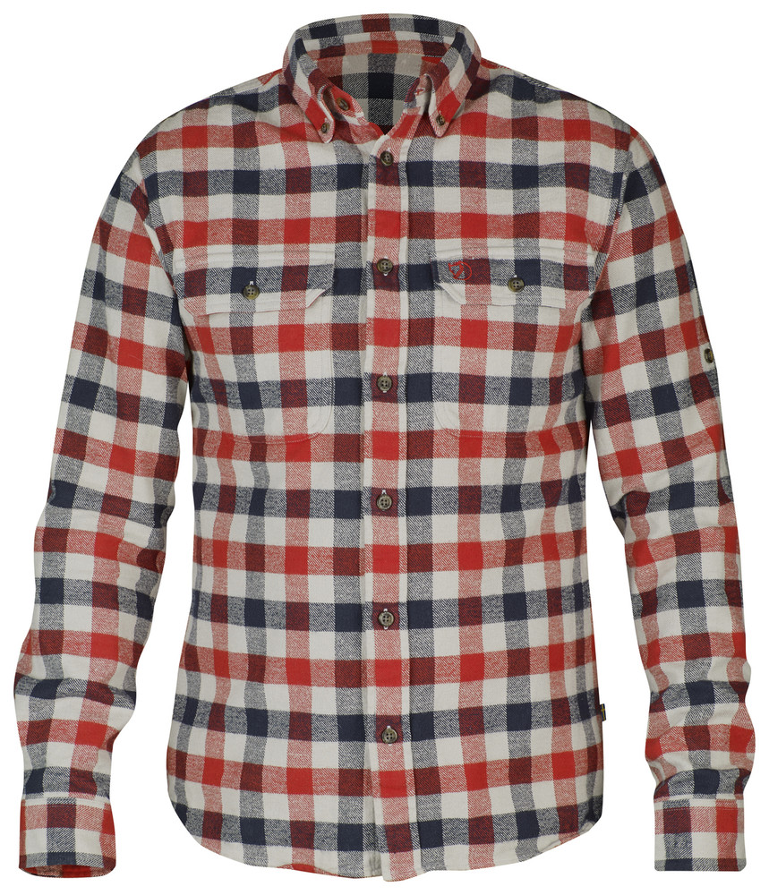 Skog Shirt Red XL
