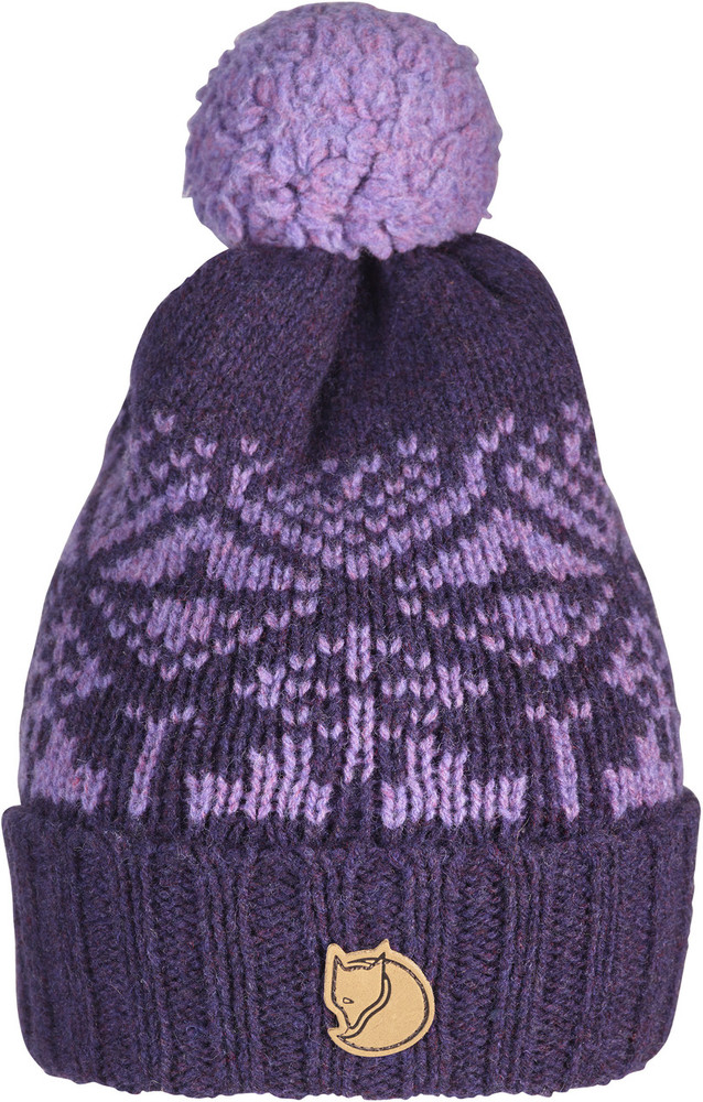 Snow Ball Hat Alpine Purple OneSize