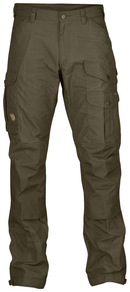 Vidda Pro Trousers Regular Dk.Olive-Dk.Olive