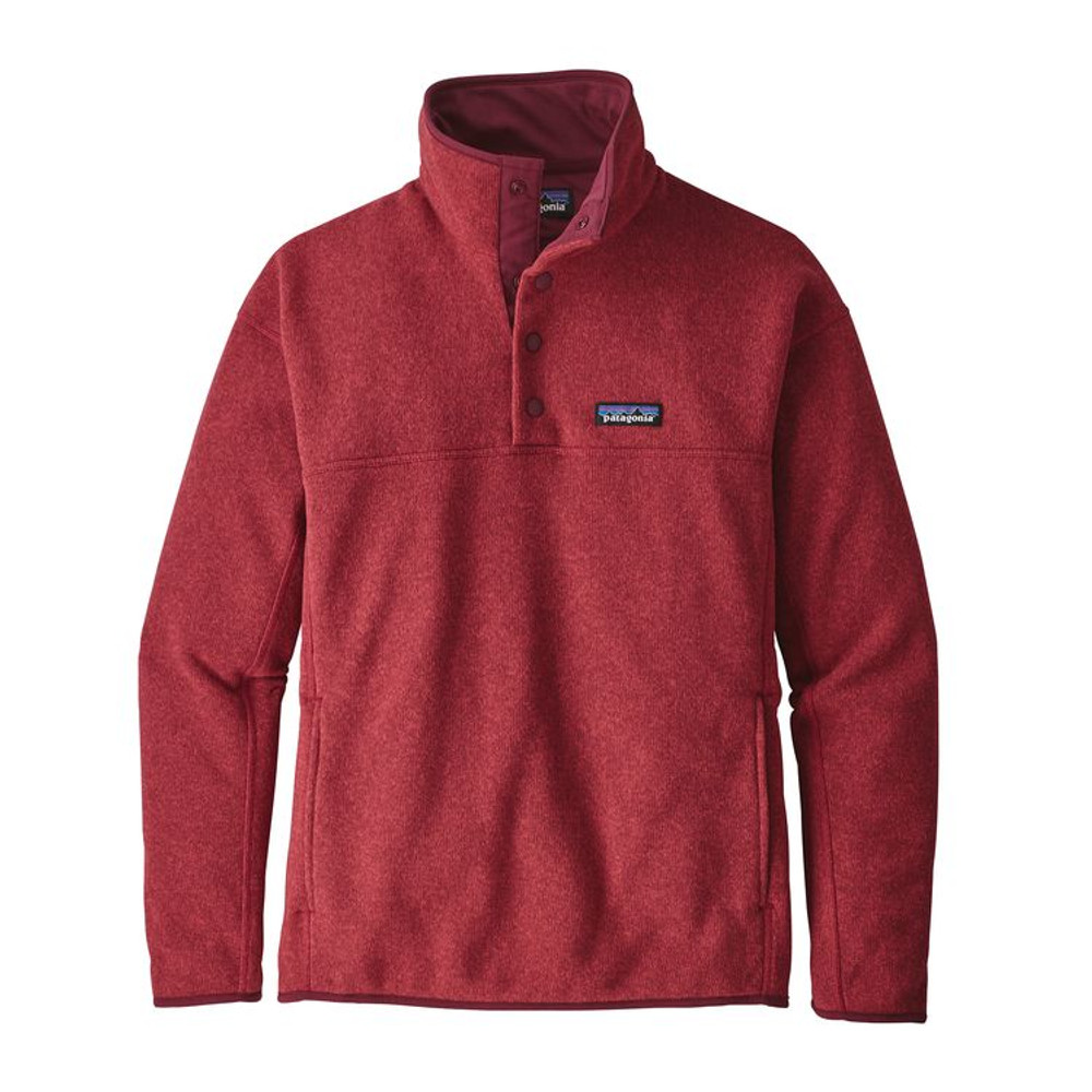 W's LW Better Sweater Marsupial P/O Tomato