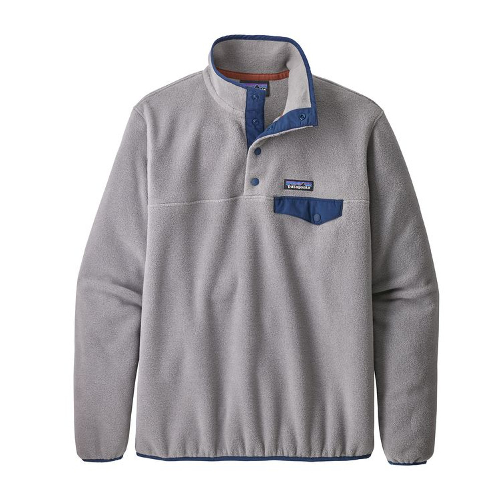 W's LW Synch Snap-T P/O Feather Grey