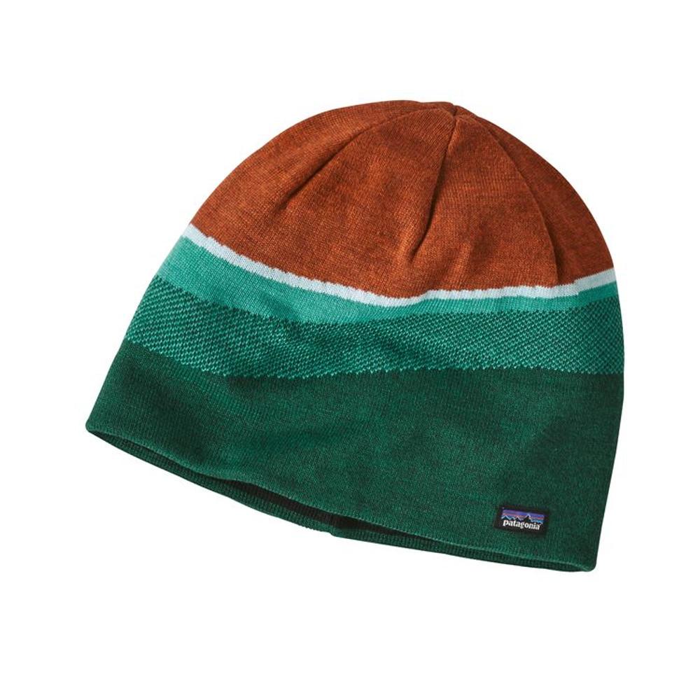 Beanie Hat Free Flow: Micro Green