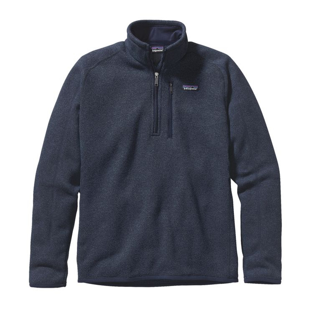 M's Better Sweater 1/4 Zip Classic Navy