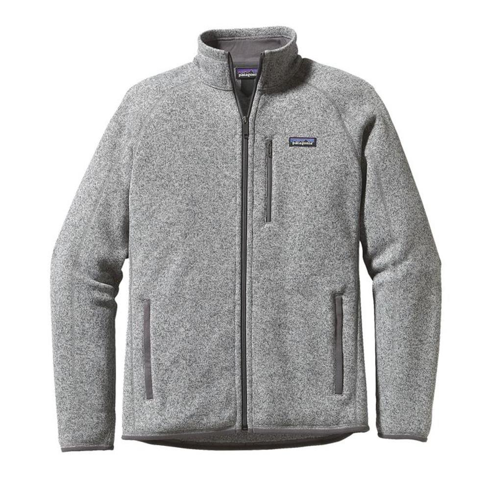 M's Better Sweater Jkt Stonewash