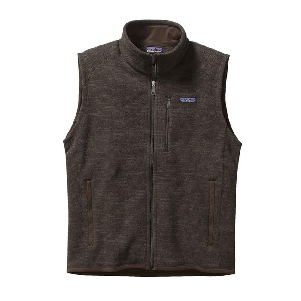 M's Better Sweater Vest Dark Walnut
