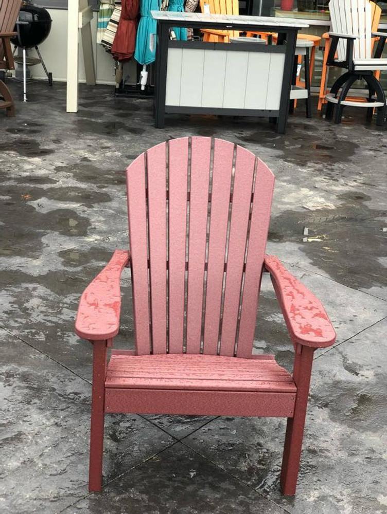 Adirondack Chair Burgundy