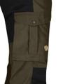 Vidda Pro Trousers Long Dk.Olive-Dk.Olive