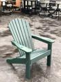 Adirondack Chair Green